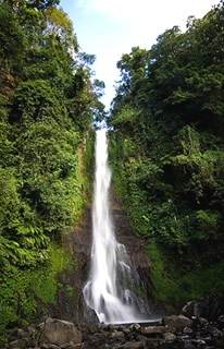 Bali Tours ideas: See waterfall at Gitgit