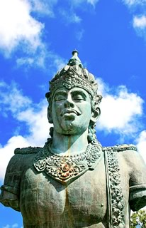 Bali Tours ideas: See gigantic statue at Cultural Park