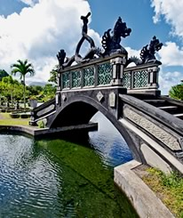 Bali Tours ideas: See maze of pools and fountains at Water Palace in Tirtagangga